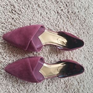 Ted Baker London Pointy Toe Flat